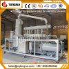 Olio di motore dello spreco di tecnologia di distillazione sotto vuoto che ricicla macchina per ingiallire olio basso