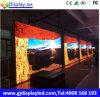 Visualización de LED del panel P10 960m m x 640m m con la cabina de aluminio de fundición a presión a troquel
