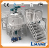 Tipo fixo máquina de emulsão do misturador do vácuo para creme cosmético/farmacêutico da mistura