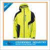 Куртка дождя изготовленный на заказ Mens с капюшоном водоустойчивая на зима