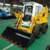 Скид Steer Heavy Equipment Loader с 2.9 Meters Work Arm 0.5 M3 Bucket Capacity
