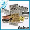 OEM Logo Plate Aluminum Labels per Advertizing