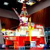 Делать промышленного масштаба модельный, создатель масштабной модели оборудования (BM-0258)
