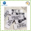 Etiqueta tejida de la ropa de encargo al por mayor para la ropa (JP-CL138)