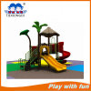Amusement Parkのための子供Plastic Games Plastic Slide Outdoor Playground