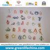 Vielzahl färbt nette Büro-Briefpapier-Papierklammer-Metallsicherheits-Klipp-Halterung