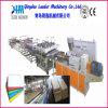 Chaîne de production de feuille de mousse de WPC, machine de production de feuille de mousse de WPC