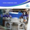Rafia dei pp tessuta/moquette/grumi dell'HDPE/trinciatrice medica di riciclaggio dei rifiuti