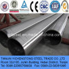 Tubo de acero inconsútil de ASTM A106 Dn150 para el aceite, gas