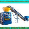 Bloco de cimento Qt4-26 que faz a máquina