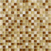 Color Mixed Glass Mosaic Decorative Mosaic per Wall