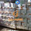 100% pulpa de madera 80GSM A4 papel de copia de la fuente de oficina