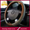 Bello coperchio rispettabile del volante dell'automobile di disegno