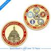 L'OEM ha personalizzato la polizia/sfida/ricordo/premio/commemora la moneta di oro