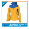 High End Impact Waterproof Jacket der Frauen mit Hood