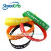 Braccialetto poco costoso in serie del silicone di /Personalized dei Wristbands del silicone