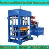 Hydraulische Dieselmotor-Höhlung-Block-Maschine Qt4-30