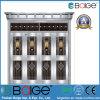 Puerta principal principal del acero inoxidable (BG-SS9031)