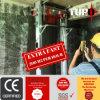 Pared de Digitaces de la nueva generación de Tupo que enyesa la exportación de la máquina a Suráfrica