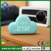 Shake Voice Sensor Clock를 가진 2015 고유 Cloud Digital LED Alarm Clock