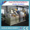 Azs-600A High Output Scrap Copper Wire Shredder da vendere