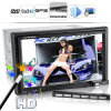 X1 sistema estupendo de la hospitalidad del coche de HD 2-DIN 7  (GPS + DVB-T)