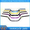 Barra colorida de la manija de la motocicleta de la aleación de aluminio