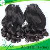 Польностью нижние волосы Weave Fummi индийские людские для девственницы курчавой