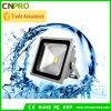 ビジネス産業屋外の照明設備50W LEDのフラッドライト