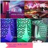 Contexte fait sur commande de décoration d'étape du concert LED de tissu (YS-1004)