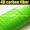 4D Carbon Fiber Film Self Adhesive 4D Carbon Fiber Vinyl Film