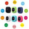 2g G/M Kinder GPS-Verfolger-Uhr mit SIM Einbauschlitz