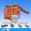 Blocchetto appiattito concreto vuoto del cemento del blocchetto di Qtj4-26c che fa macchina
