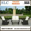 Im Freiensofa, Rattan-Sofa (SC-A7620)
