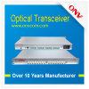 16 CH Optical Transceiver、Single Mode 20km