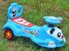 Carro novo do balanço do bebê do projeto com luz de piscamento do carro da torção do espaldar