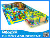 Playground Equipment (QL-150427B)의 좋은 Sale Jungle Design