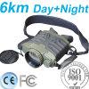Câmera binocular Handheld da imagiologia térmica da escala longa de uma visão noturna de 5.8 quilômetros