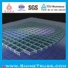 Ausgeglichenes Glas-Beleuchtung-Stufe-Glas-Stufe