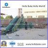 Horizontal automatico Baler per Waste Paper/Cardboard (PLC della Siemens)