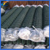 50*50mm, PVC Coated Chain Link Wire Mesh de 60*60mm