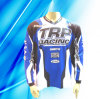 100% Polyester Man's Long Sleeve Motorcycle Jersey