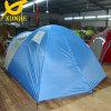 4 شخص أسرة قبة خيمة مع ظلة
