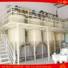 Hochwertige 3t/D Sonnenblumenöl-Raffinierungs-Erdnussöl-Miniraffinerie