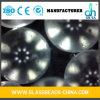 Media di vetro schiacciati di brillamento abrasivo della materia prima del Borosilicate