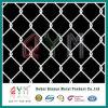 PVC刑務所のための上塗を施してある卸し売り装飾的なチェーン・リンクの塀