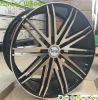 borda da roda da liga de alumínio de carro de competência 20  22inch
