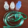 Mascarilla del nebulizador para la fuente quirúrgica y de hospital