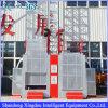 Alzamiento del edificio de la construcción del pasajero Sc200/200 y del material