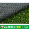 Césped artificial de mirada natural que ajardina la hierba